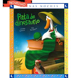 Pata-de-dinosaurio